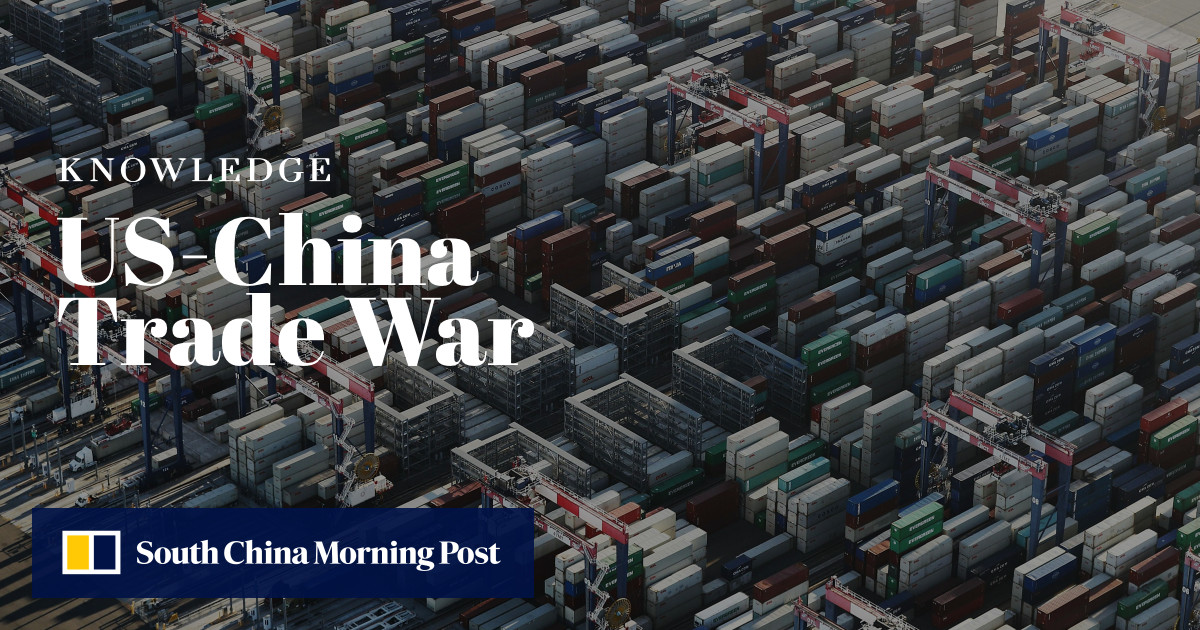 Understanding the US-China Trade War | South China Morning Post