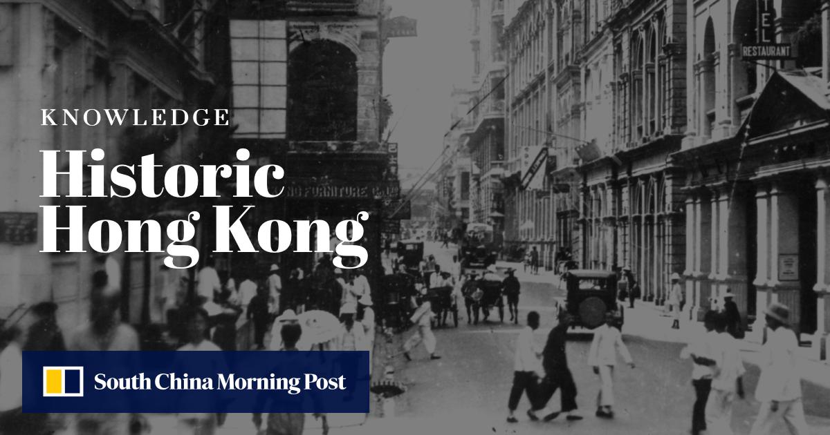 Discovering Historic Hong Kong | South China Morning Post