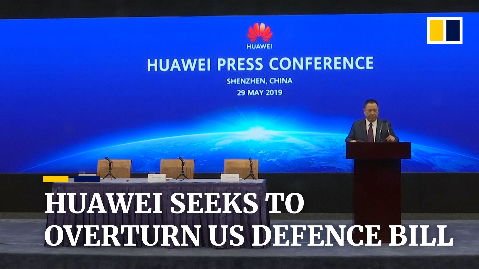 Malaysia's Mahathir backs Huawei, snubbing US blacklist of