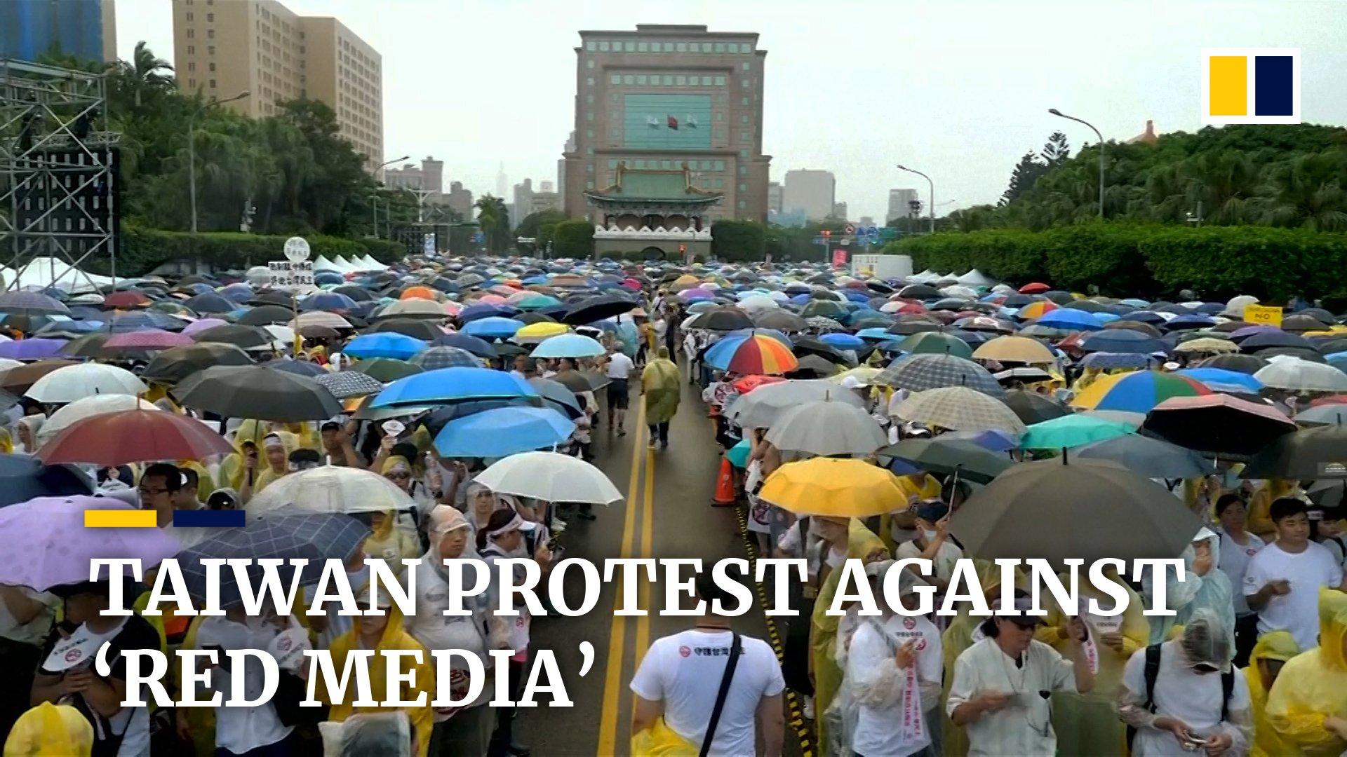 Taiwan President Tsai Ing-wen heads to US, warning of threat