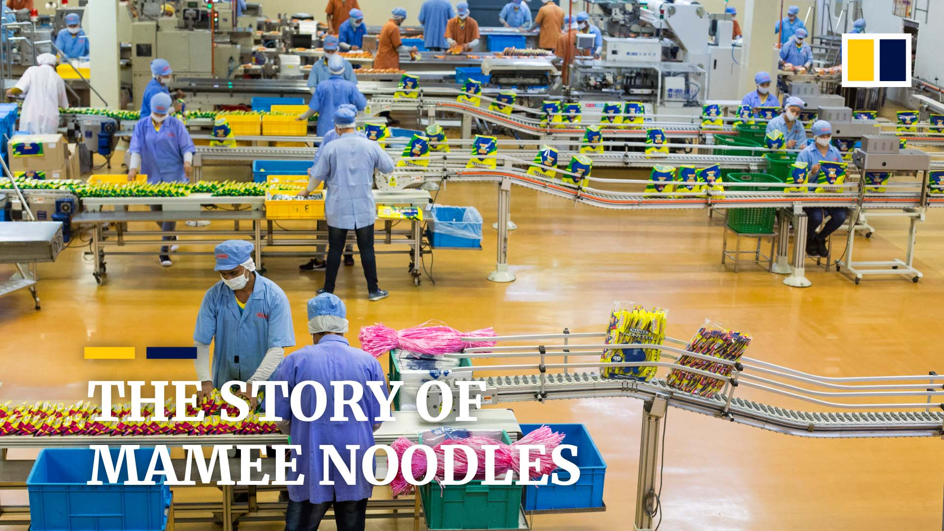 Mamee Monster noodles' story – the Malaysian childhood snack that