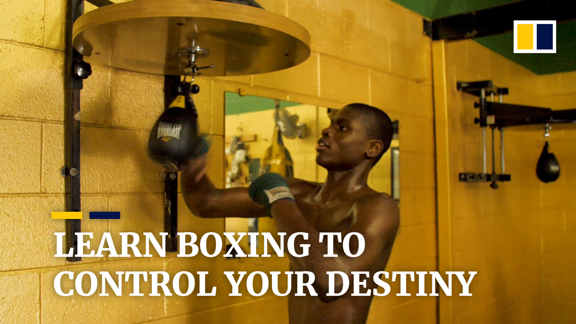 How Los Angeles boxing gym gives hope to those with none