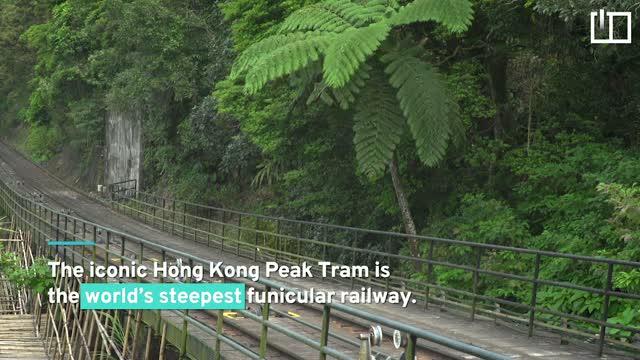 Hong Kong's famous tram gets a facelift