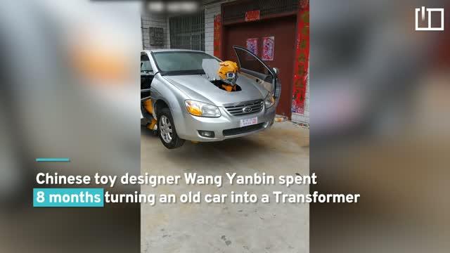China's homemade Transformer