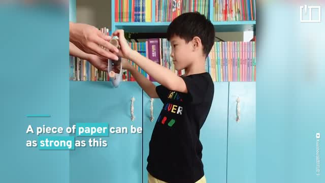 A 7-year-old's daily science experiments