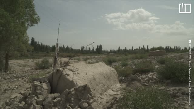 China is destroying Uygur burial grounds in Xinjiang