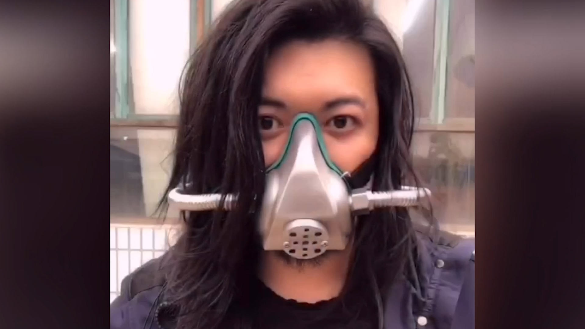 Useless Edison Makes Steel Mask Due To The Shortage Over