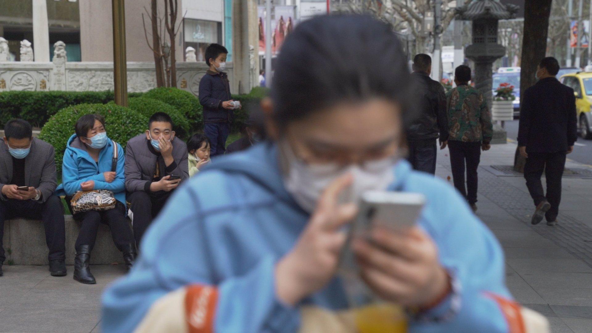 Coronavirus Pandemic Creates New Normal In China S Biggest City