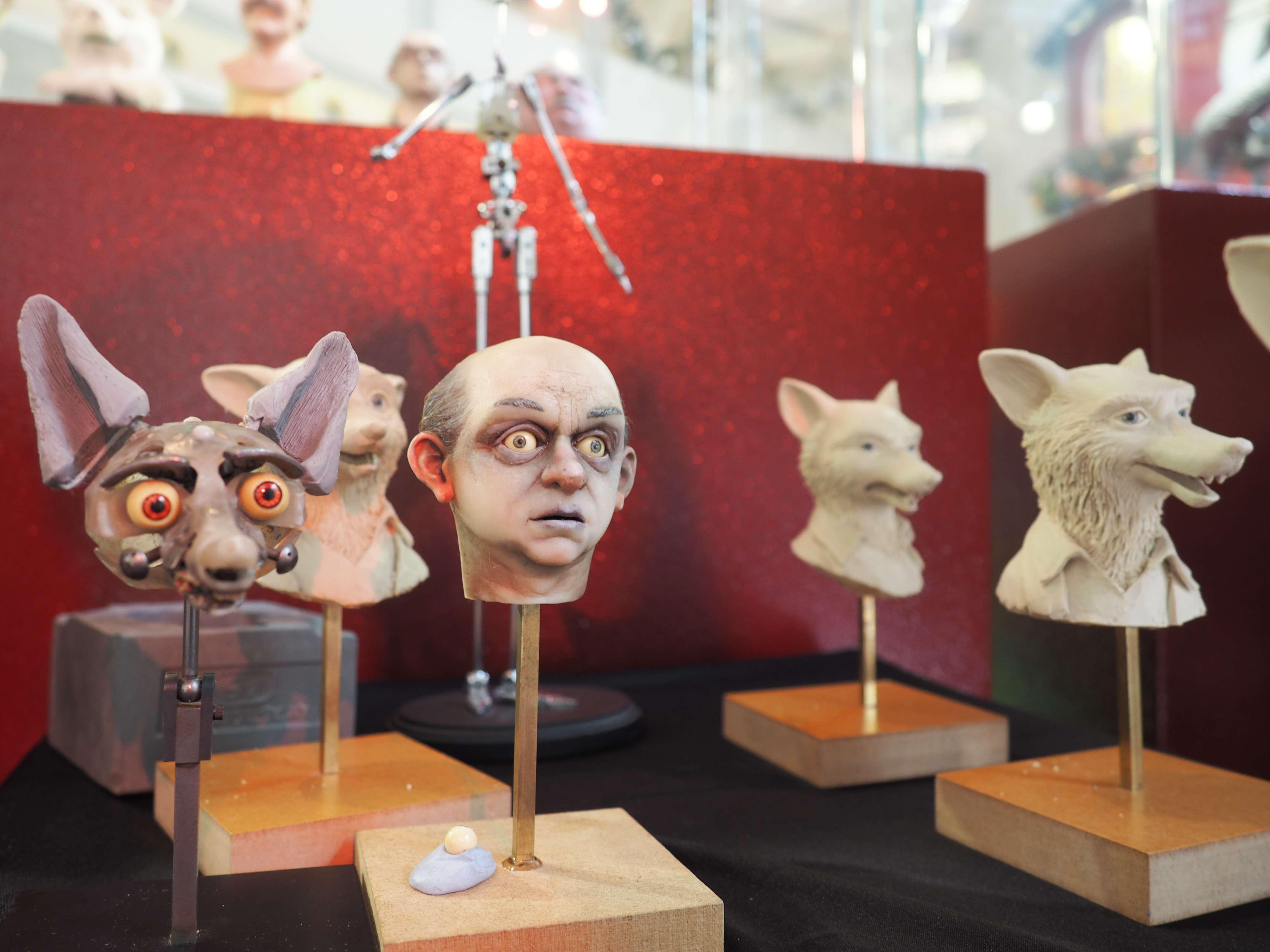 Fantastic Mr Fox Puppet Maker Ian Mackinnon Celebrates 100 Years Of Roald Dahl In Hong Kong Yp South China Morning Post