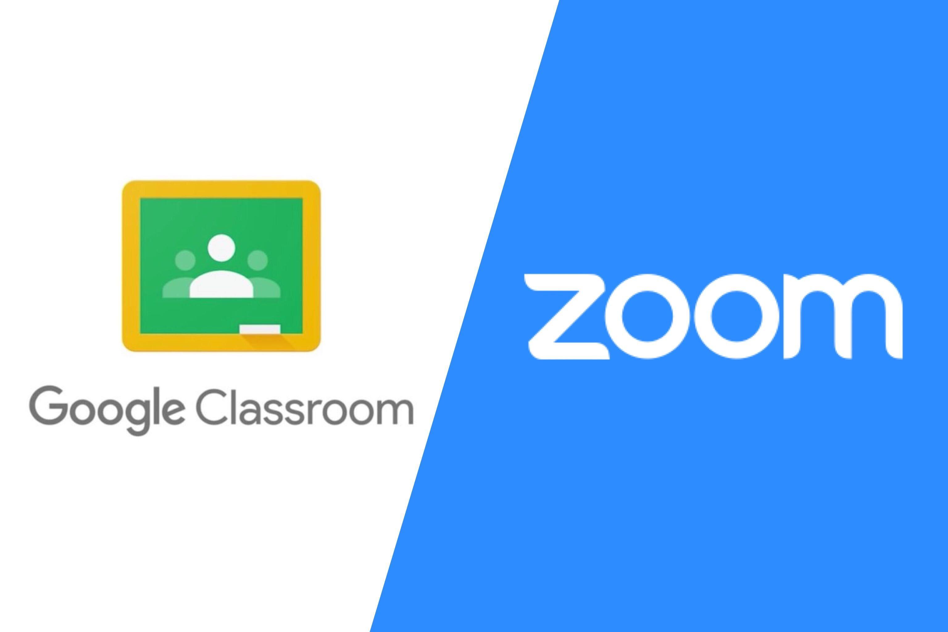 zoom vs google classroom?