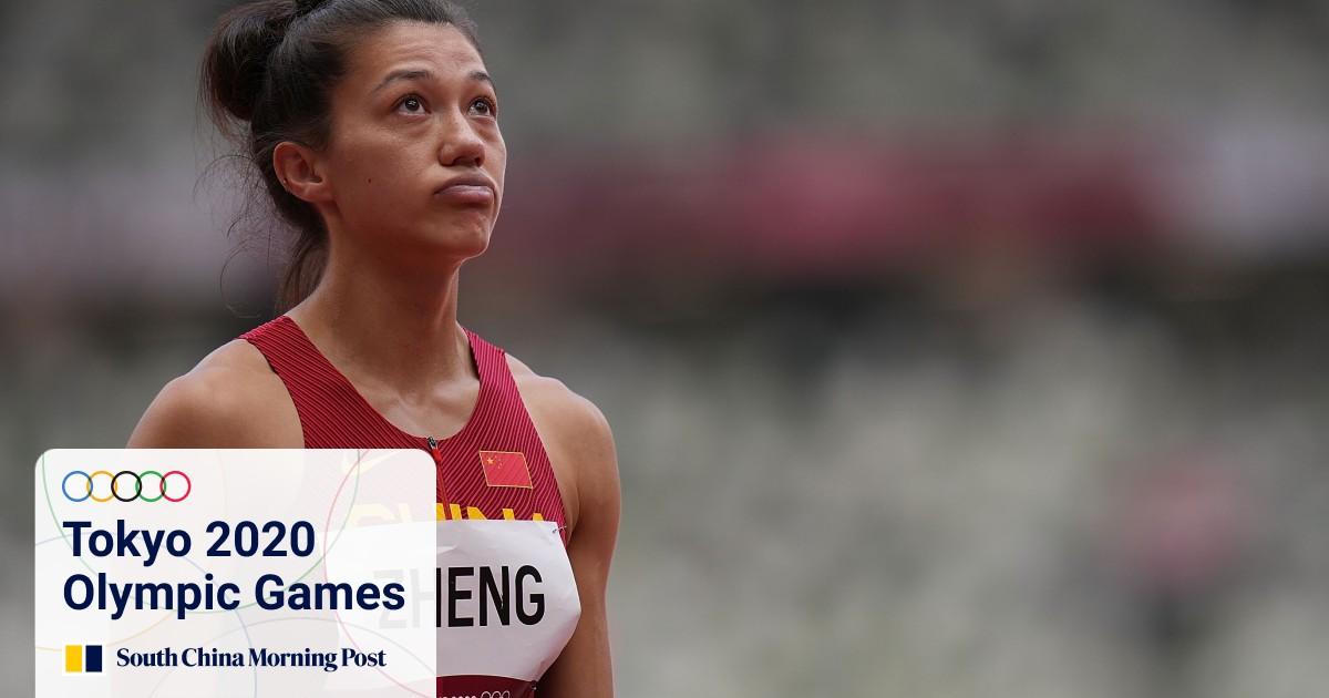 China's Zheng Ninali still in heptathlon hunt - South China Morning Post