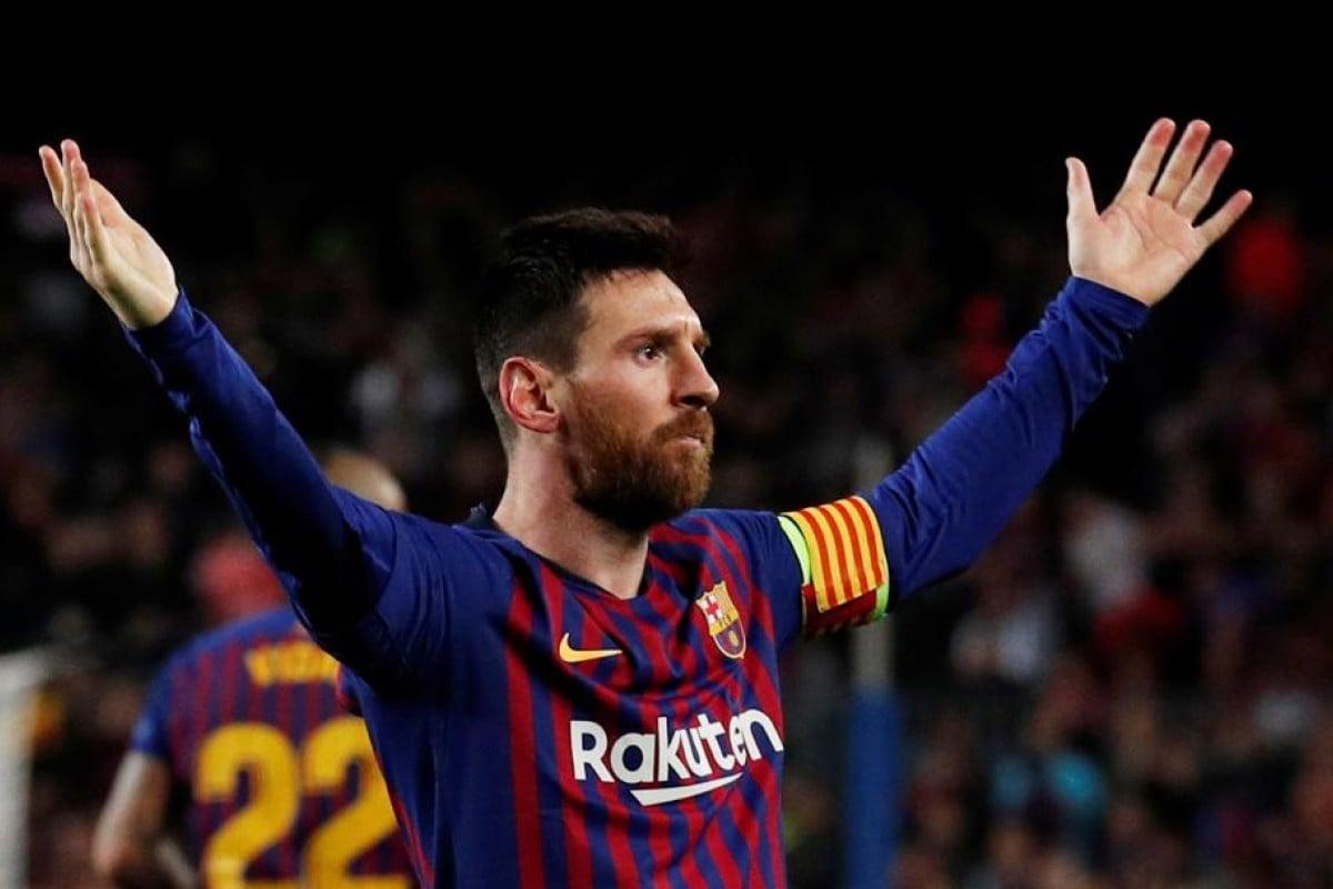 Barcelona 3 0 liverpool as it happened luis suarez lionel messi score in champions league semi final first leg rout
