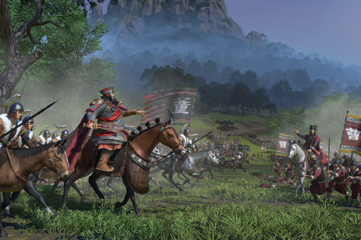 Total War Three Kingdoms Is Based On Chinas Game Of