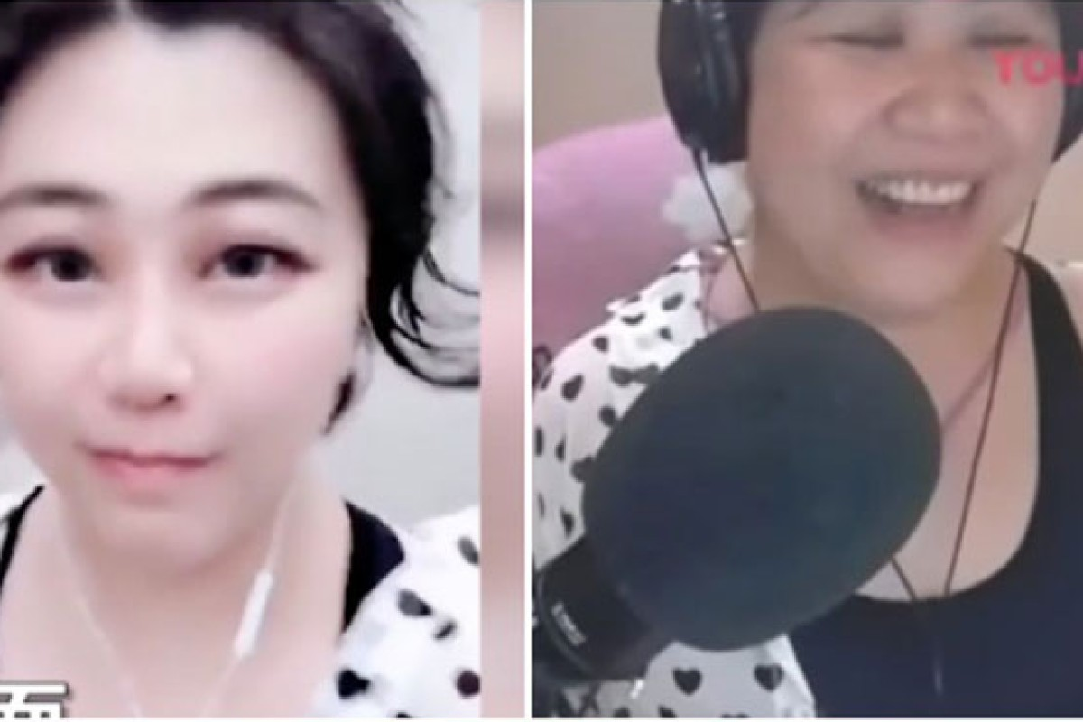How Chinese live streamers transform themselves for fame and