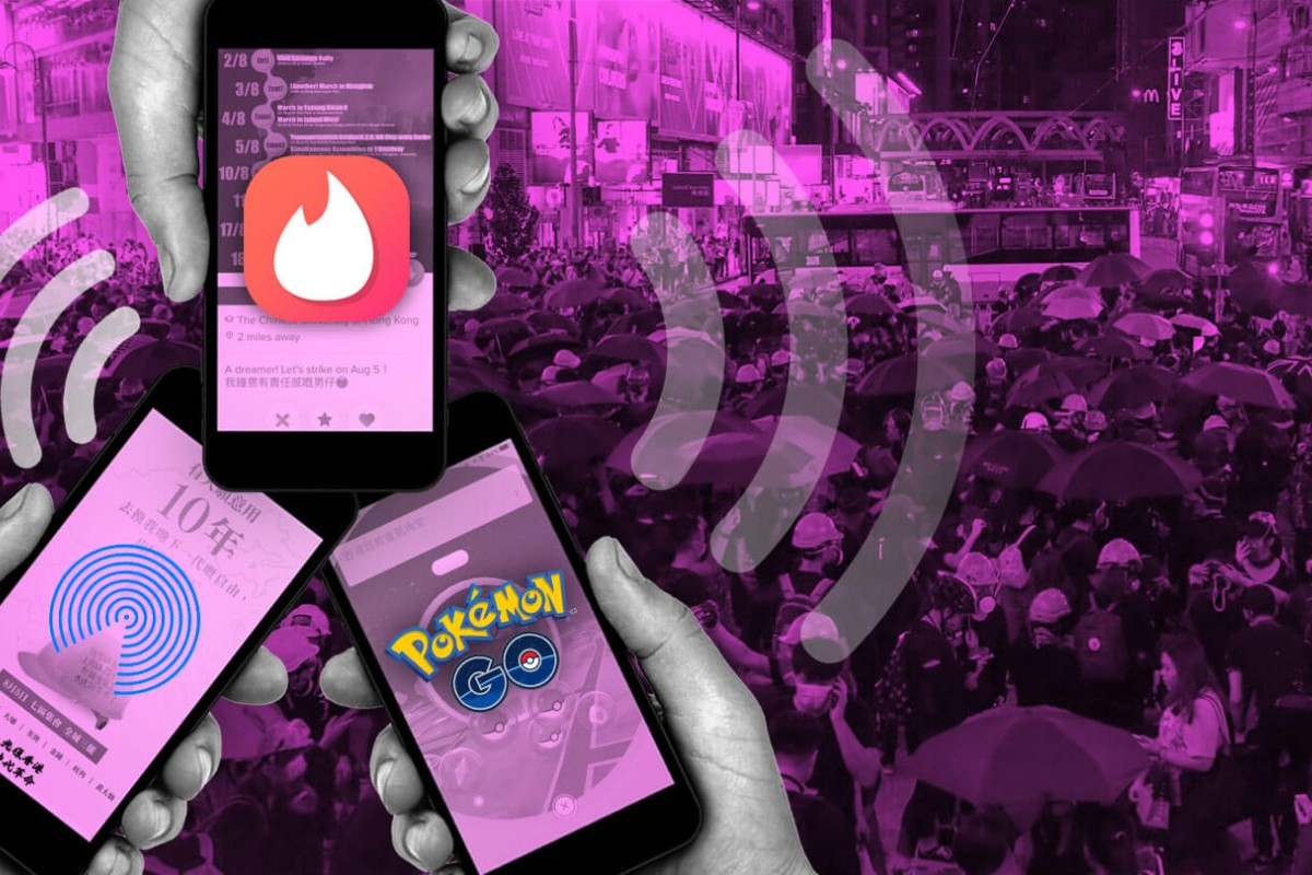 How Hong Kong protesters are using Tinder and Pokémon Go | South