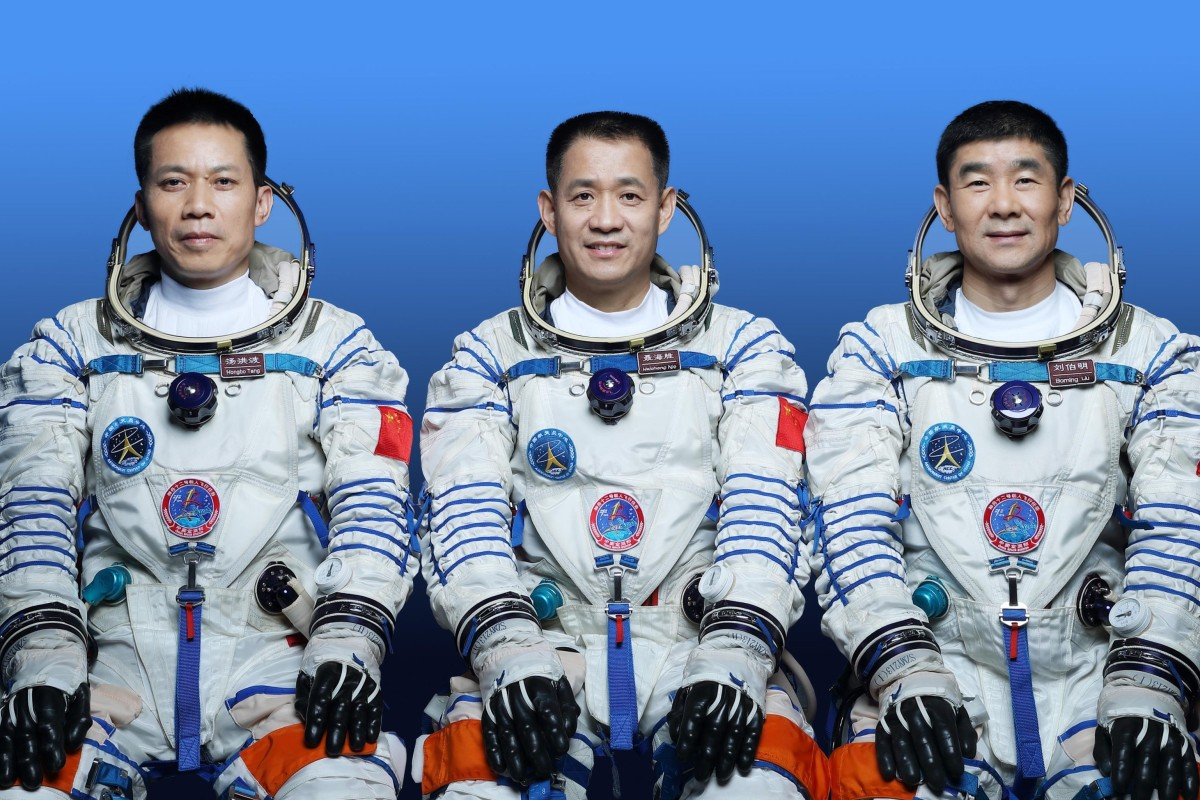 China picks veteran to lead first space station crew, as lift-off  preparations begin   South China Morning Post