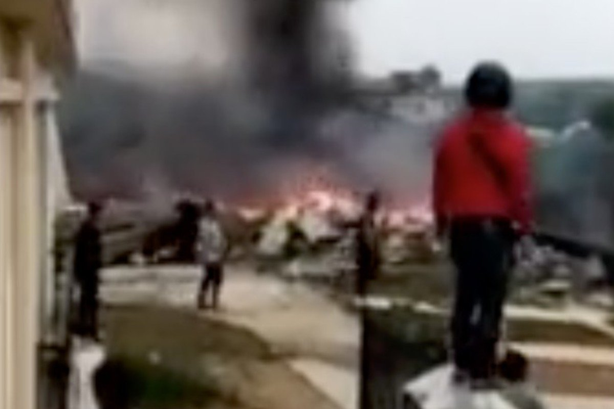 Two dead after Chinese navy plane crashes | South China