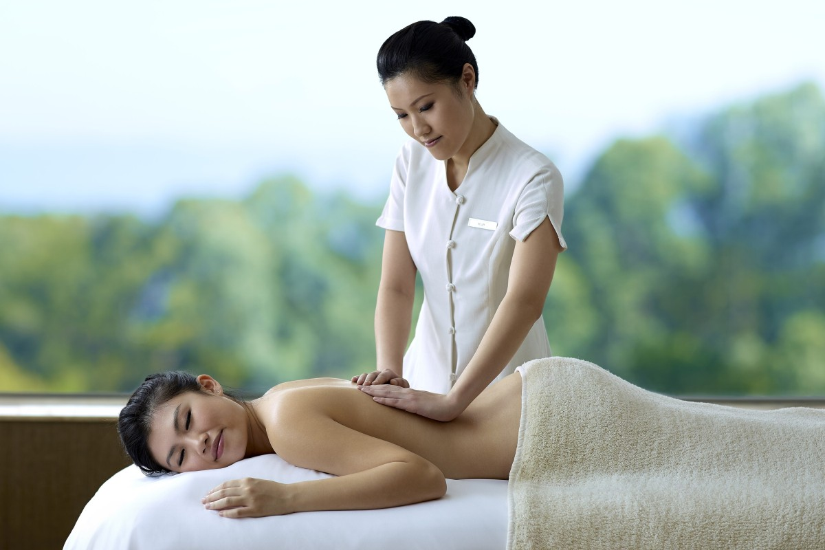 A massage based on your Chinese element at Hyatt Regency ...