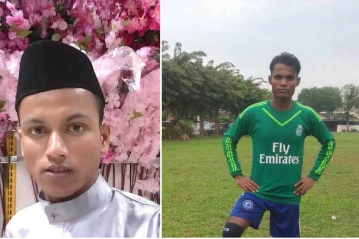 Malaysia's Rohingya footballers mourn player killed after shirt caught fire from lightning strike