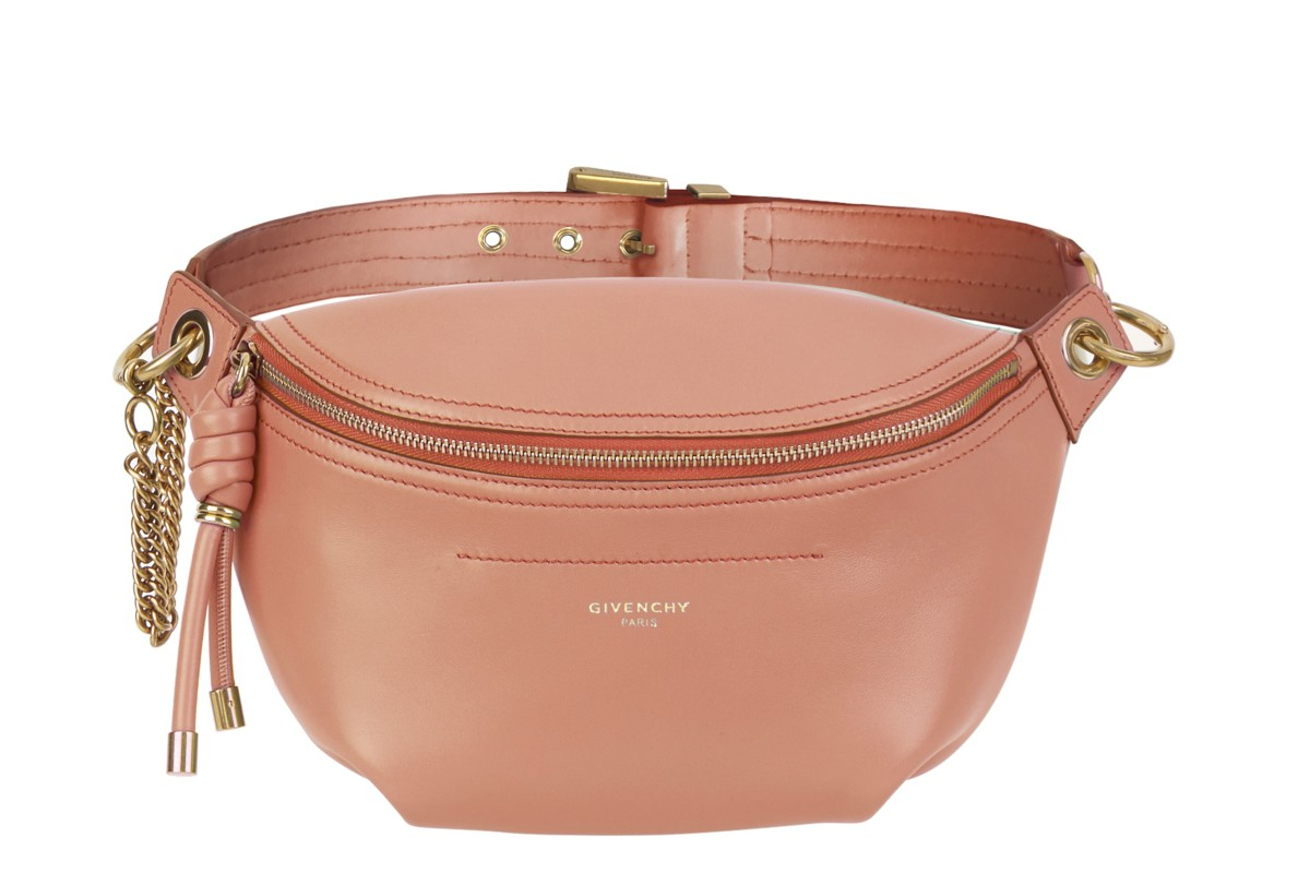c9a4aea80673a Bags in Givenchy's Whip collection are characterised by leather braiding  and knots.