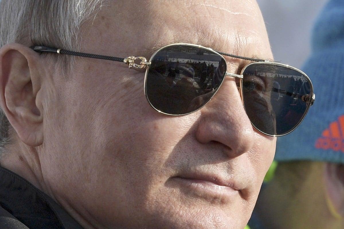 Russia's feared mafia leaders in 'shock' as Vladimir Putin shows