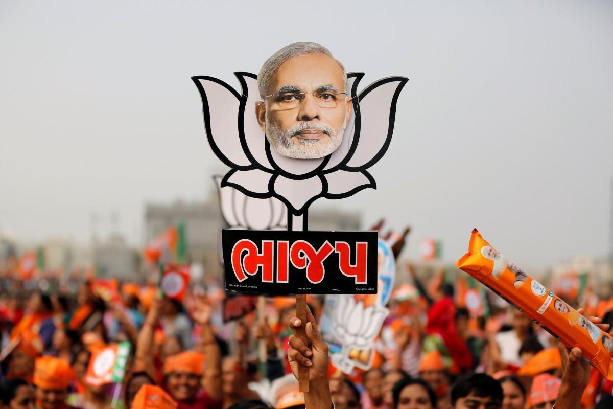 Religion-based crimes have risen sharply in India  Does Modi love