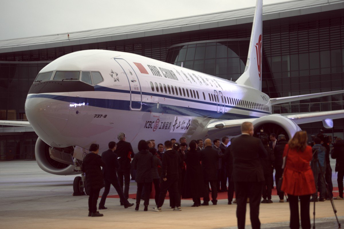 Hong Kong Bans Boeing 737 Max From City S Airspace Following