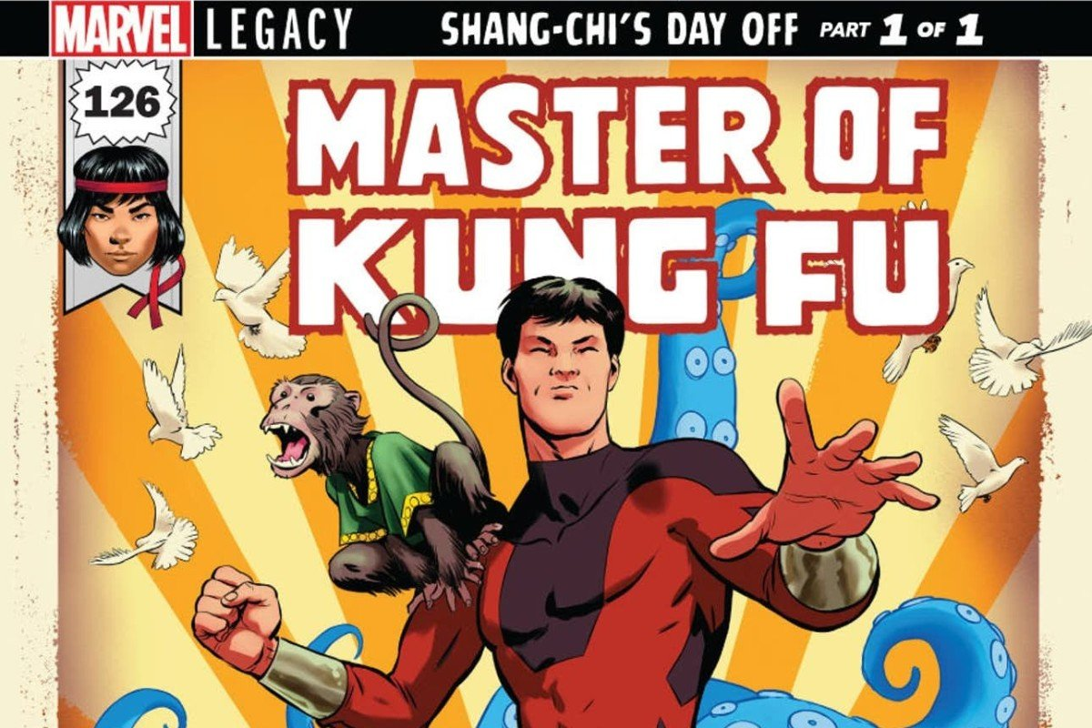 Shang-Chi, Marvel's first Asia...