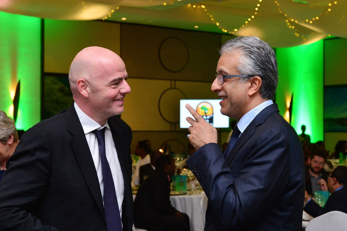 Fifa's 'integrity is at stake' – Craig Foster asks why AFC chief Al-Khalifa is eligible for re-election