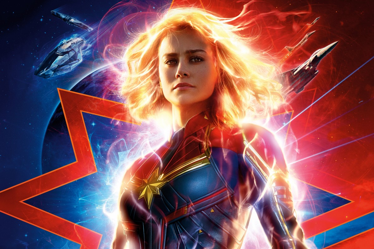 brie larson talks captain marvel, women's empowerment and why she's