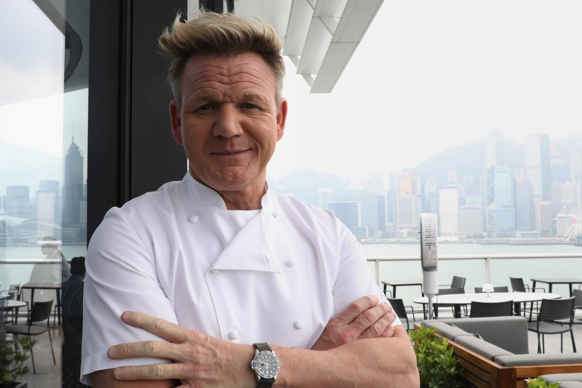 Has Gordon Ramsay gone vegan? Chef's turnaround earns emoji vomits