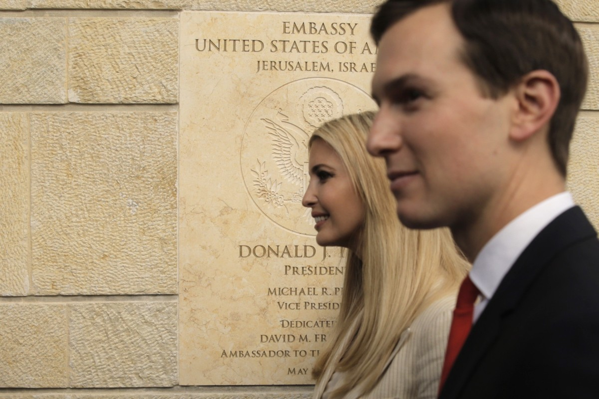 6a59223f Jared Kushner and Ivanka Trump's clashes with White House officials ...