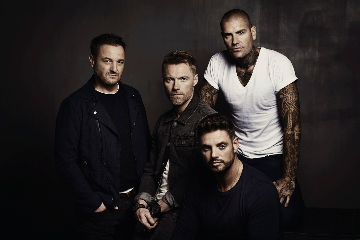 Boyzone's Ronan Keating talks about 25 years in a boy band, the