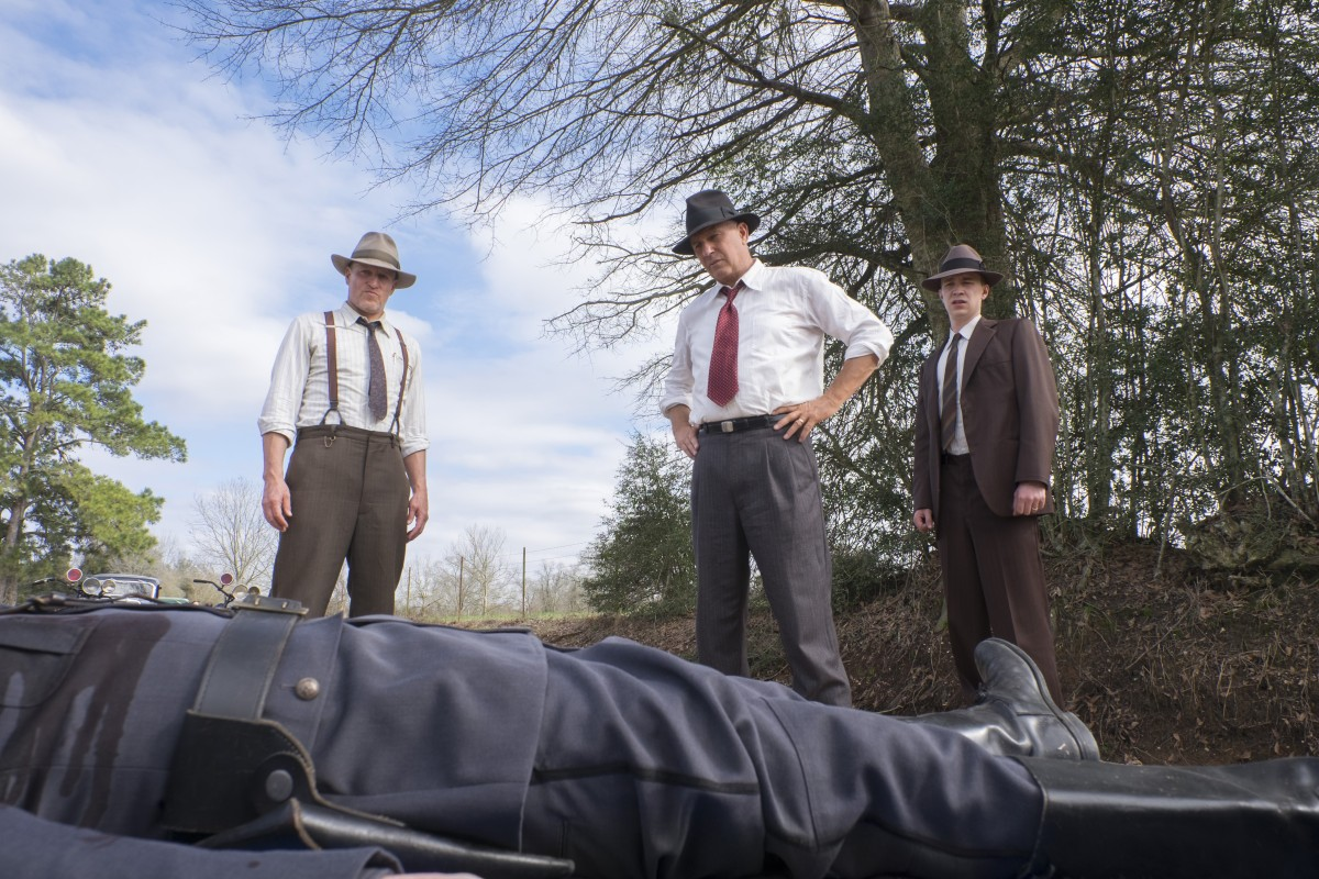 The Highwaymen offers new view of Bonnie and Clyde's brutal, bloody end