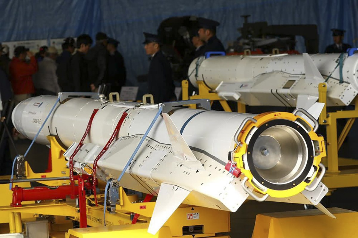 Japan to develop air-to-ship long-range cruise missiles to deter China's navy, source says