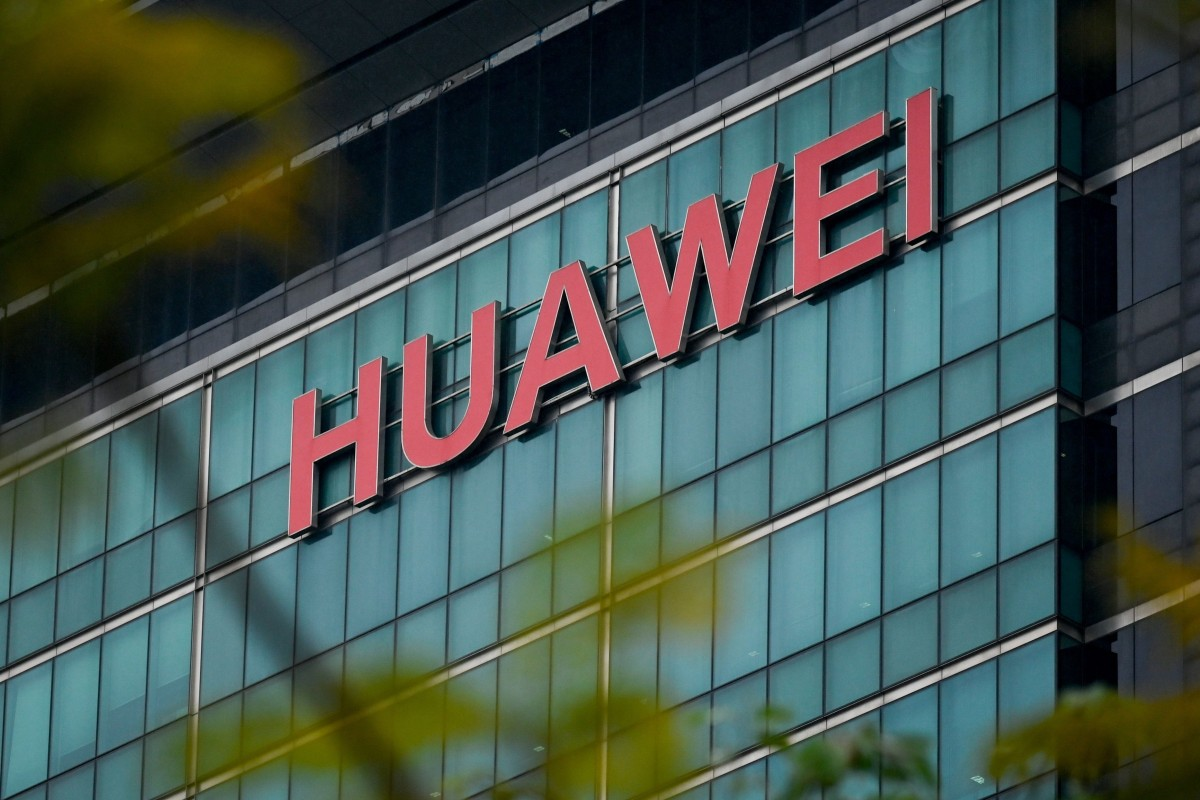 Huawei's headquarters in Shenzhen on March 6, 2019. Photo: AFP