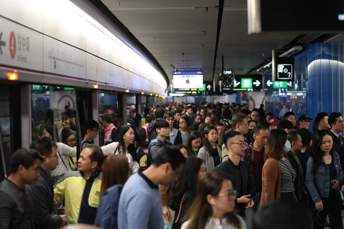 Bus, tram and ferry operators put on rush hour alert after Hong Kong rail crash leaves thousands seeking alternative routes home