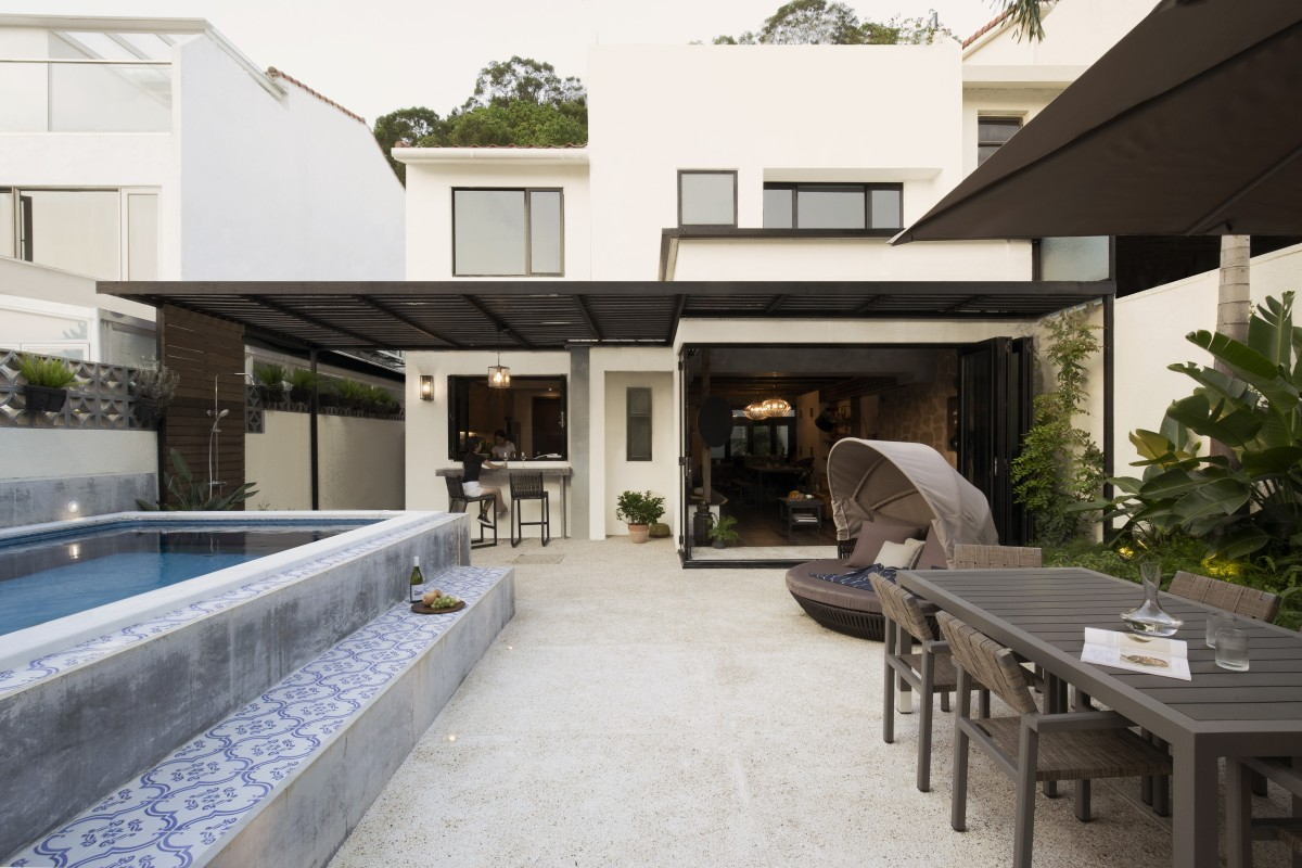 Andy And Karen Kwans Home Near Tai Po Photography Keith Chan