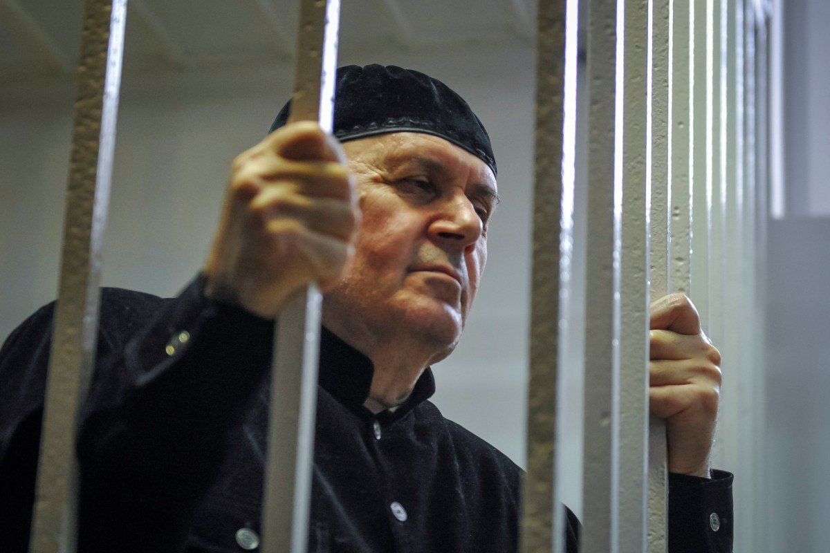 Court in Chechnya banishes human rights activist to penal colony after marijuana conviction