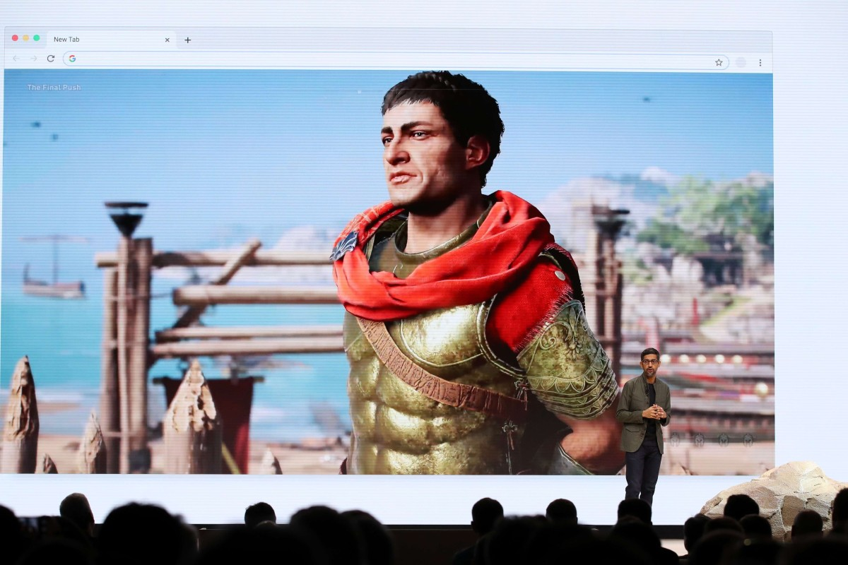 Like Netflix for online gaming? Google announces Stadia, a streaming service that lets you play via your browser