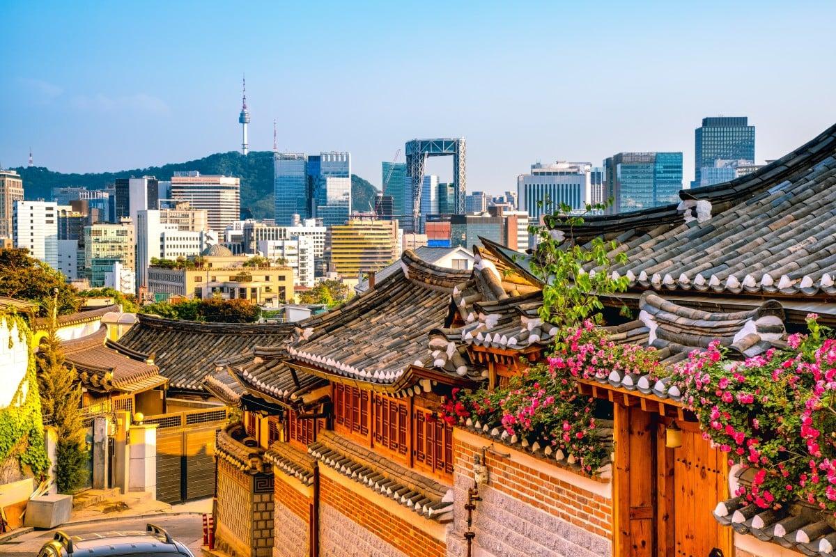 Image result for Seoul, South Korea.