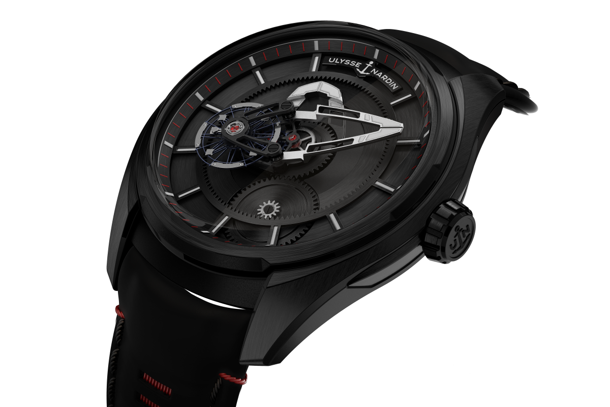 Why is Ulysse Nardin's Freak X collection piquing the interest of new fans?