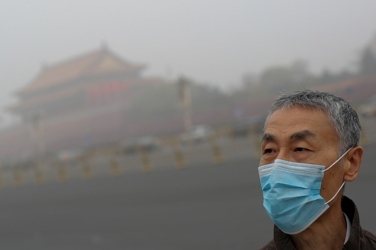 As China's economic growth engine slows, is its war on pollution losing steam?