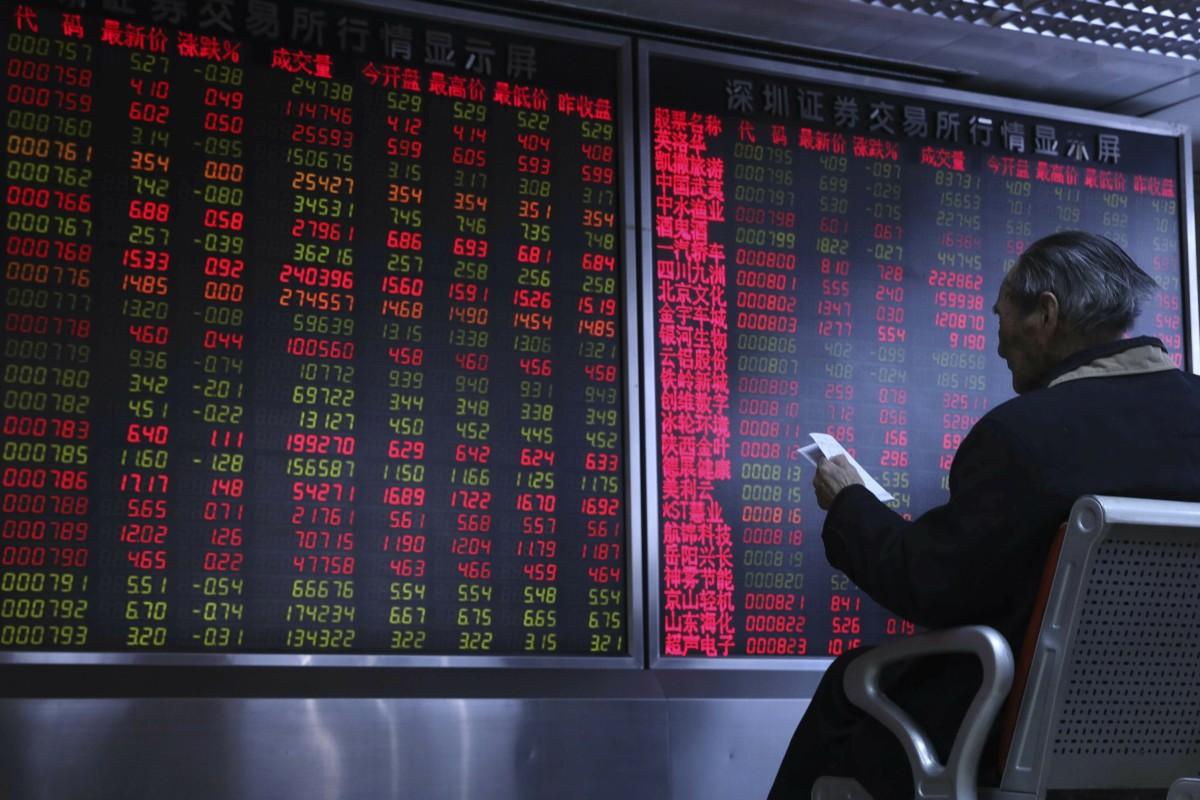 Shanghai bulls charge ahead, giving benchmark 2.7 per cent weekly gain