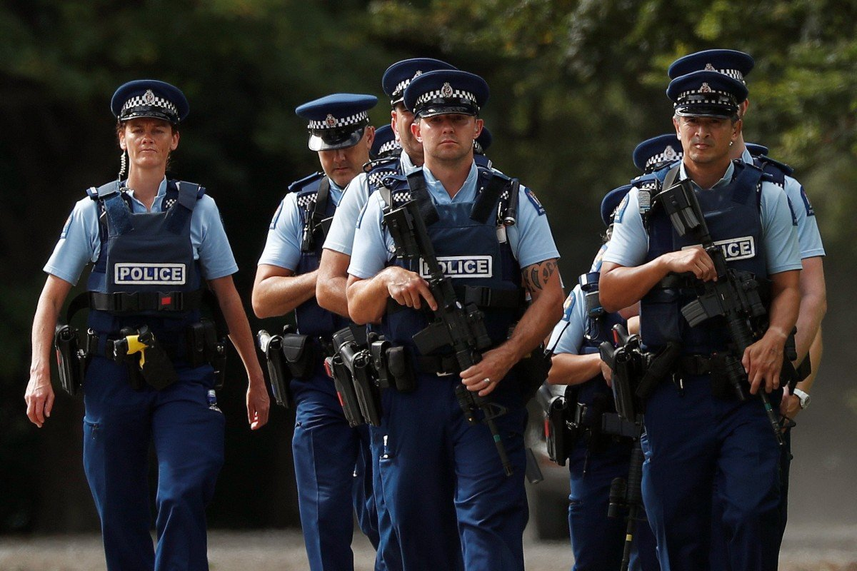 New Zealand shooting: Police visited terror-accused Brenton