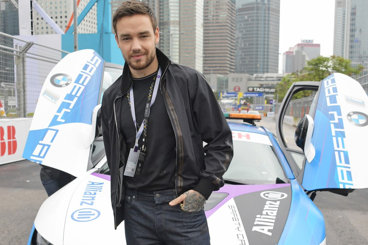 Formula E fans Naomi Campbell and Liam Payne happy to talk racing – not romance