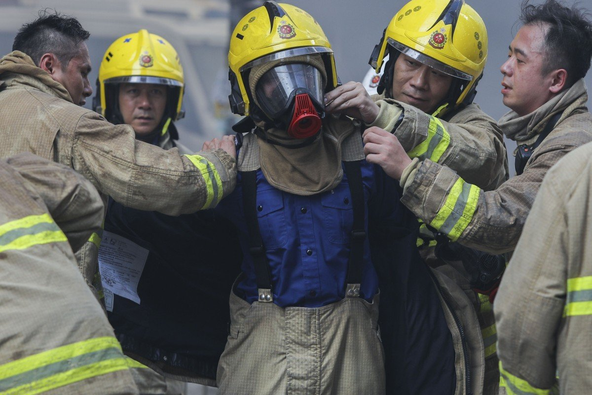 Why are Hong Kong's firefighters so celebrated? From hellish infernos to rescue missions, city's bravest go where they are needed
