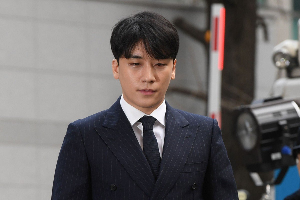 Seungri Arrives For Questioning Over Criminal Allegations At The Seoul Metropolitan Police Agency On March 14