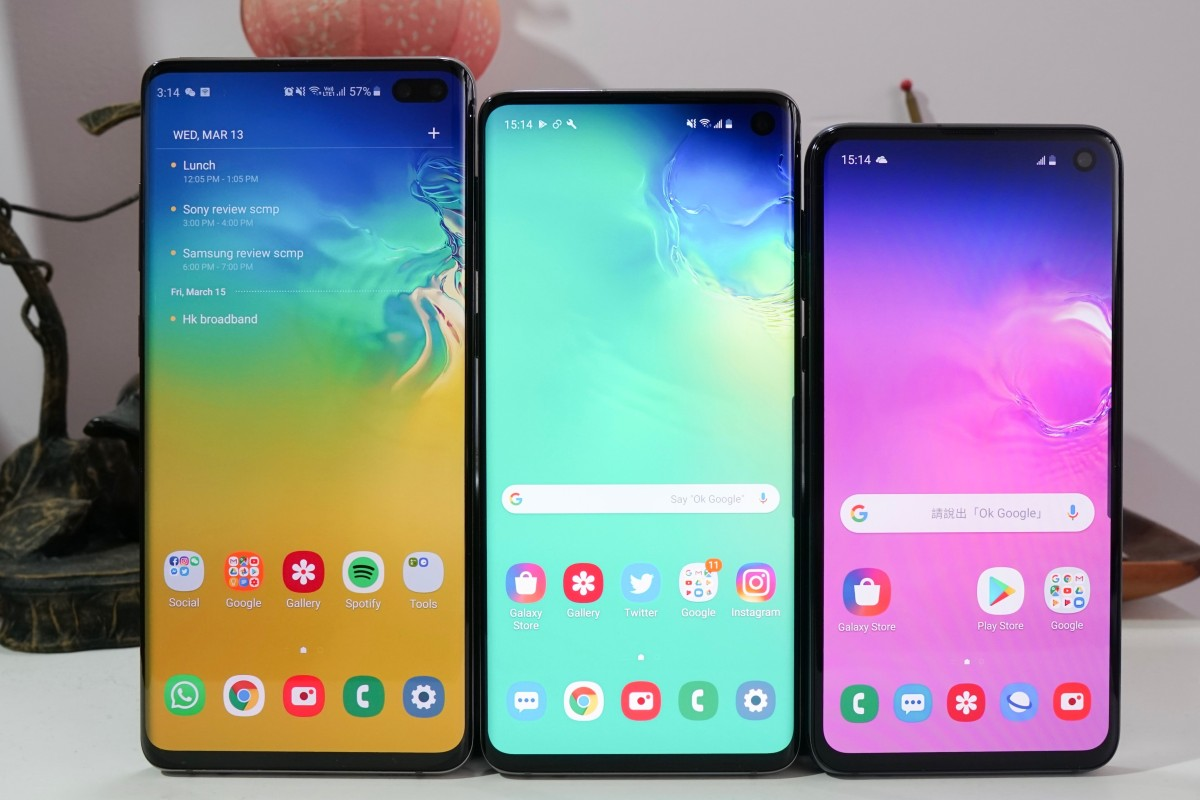 Samsung Galaxy S10: best phone overall is sleek and stunning