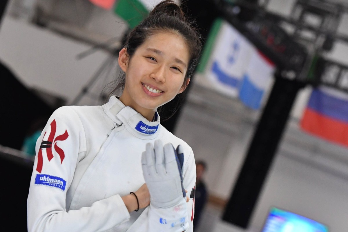 Hong Kong fencing star Vivian Kong likely to keep her world No 1 spot despite another disastrous outing